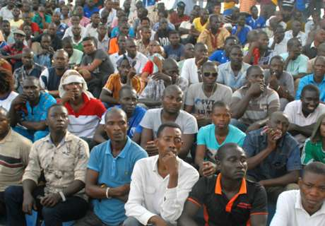 NPFL clubs tasked to curb violence