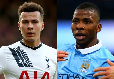 Guinness Match: Man City vs. Tottenham