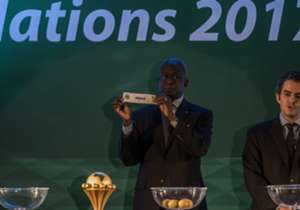 Africa Cup of Nations 2017 qualification draw
