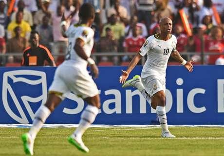 Laporan: Ghana 3-0 Guinea
