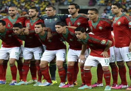 Afcon Stat Pack: DR Congo v Morocco