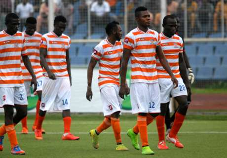 NPFL Round Up: Sunshine back in race