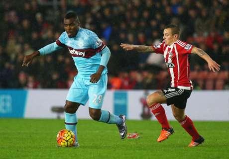Nigerians Abroad: Emenike makes West Ham debut