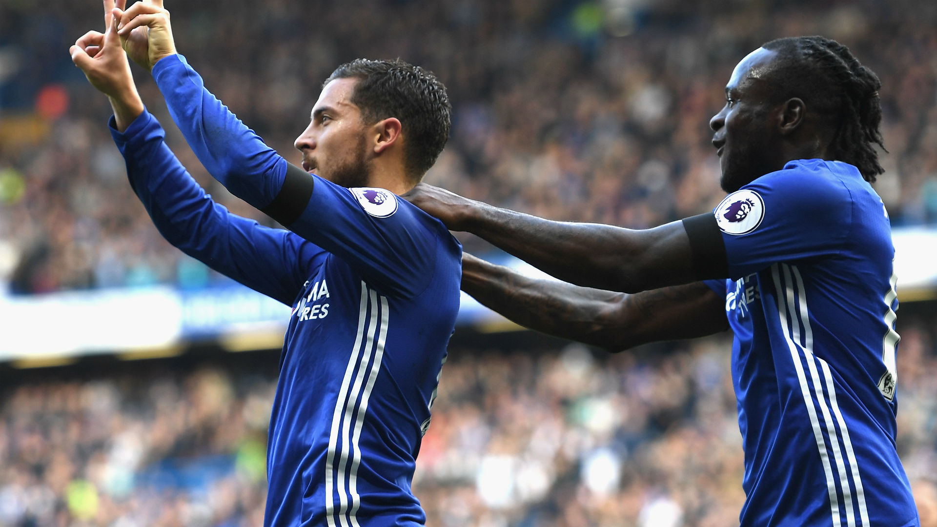 Conte: Tottenham showed strength of Chelsea's title rivals