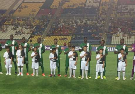 Nigeria U23 to play Mexico in friendly