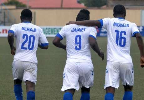 NPFL: El-Kanemi stun Abia Warriors