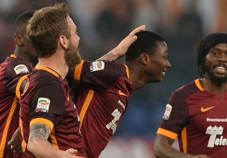 Umar joins Torino on loan from AS Roma