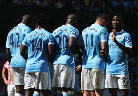 Is Iheanacho being ignored at Man City?