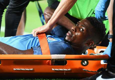 Manchester City hit with Iheanacho setback
