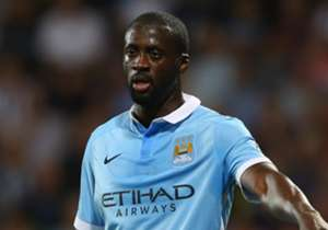Yaya Toure continued his fine start to the season with an impressive display in the heart of the park for Manchester City in their 2-0 victory over Watford.