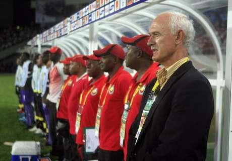 Tanzania sack head Martin Ignatius