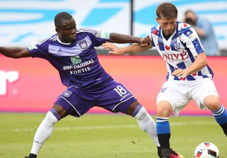 Acheampong plays in Anderlecht victory