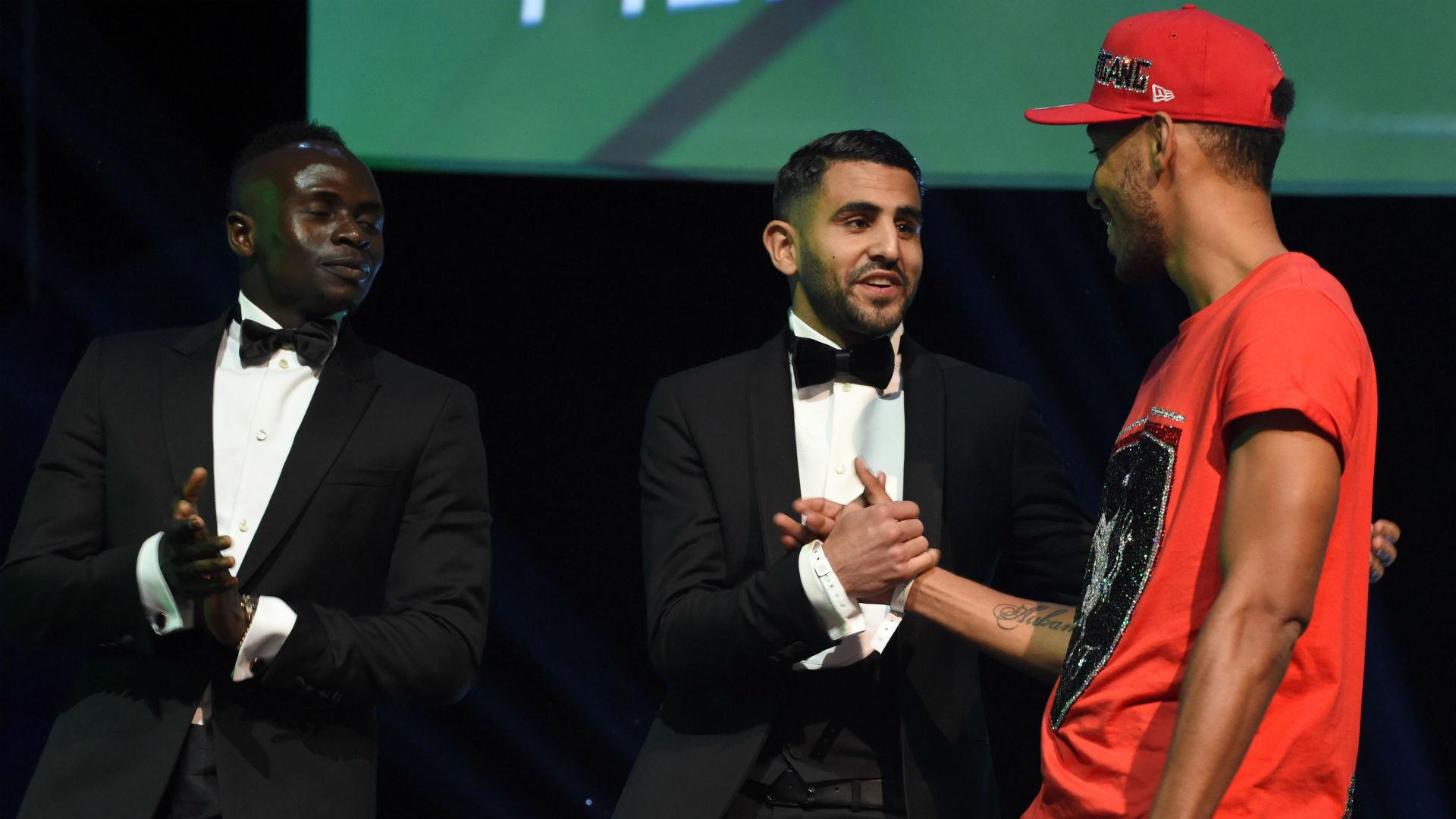 Mahrez Dethrones Aubameyang, Nigeria Shines At 2016 Glo/CAF Awards