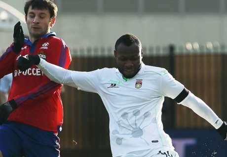Igboun's Ufa reach Russian Cup QF