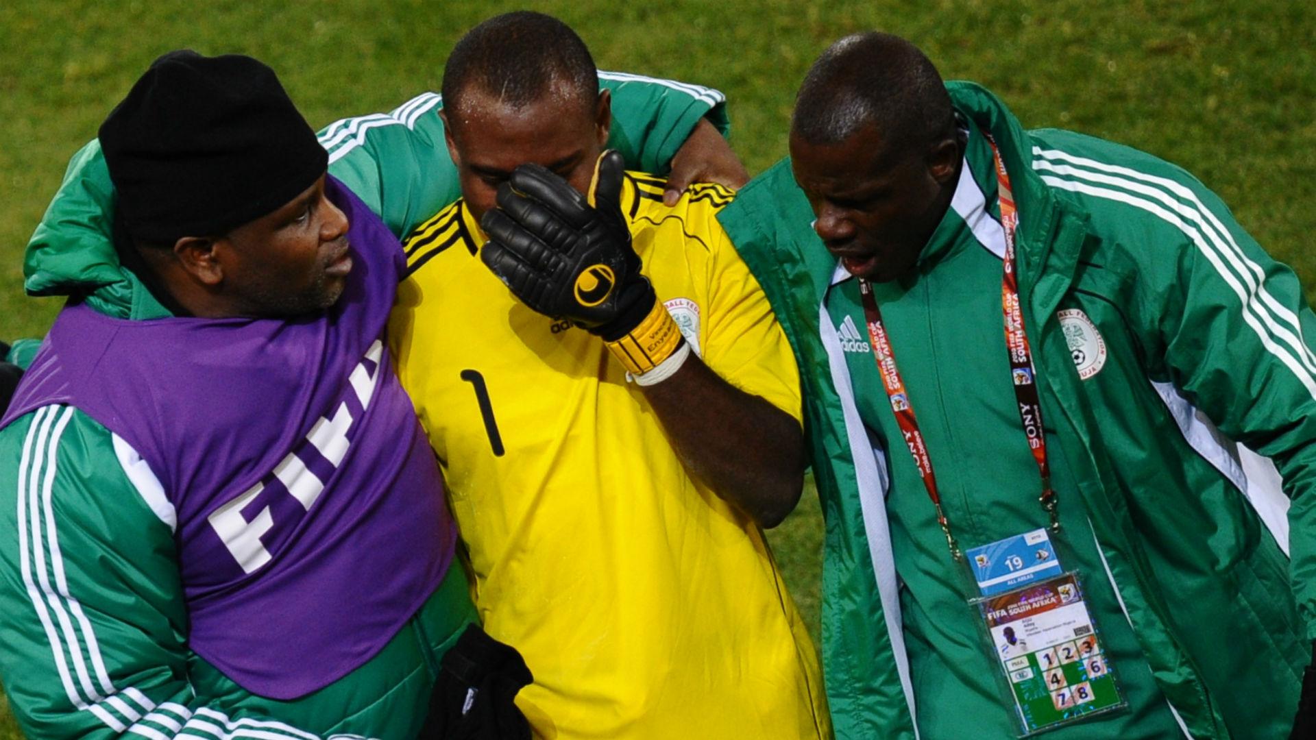 Vincent Enyeama Potential return exposes Super Eagles