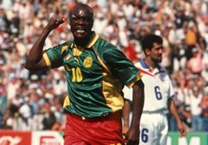 3. Patrick Mboma: A member of Cameroon's glorious generation that clinched the Nations Cup in both 2000 and 2002, Mboma was formed at PSG and spent several years at the club early in his career. He struggled to truly impose himself at the club—he had G...