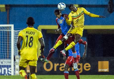 DR Congo pull out of Afcon U17 & U20