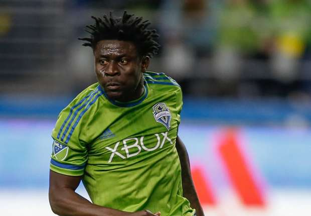 Martins & Ogbeche: Can they return to Nigeria's plans ... Obafemi Martins Sounders