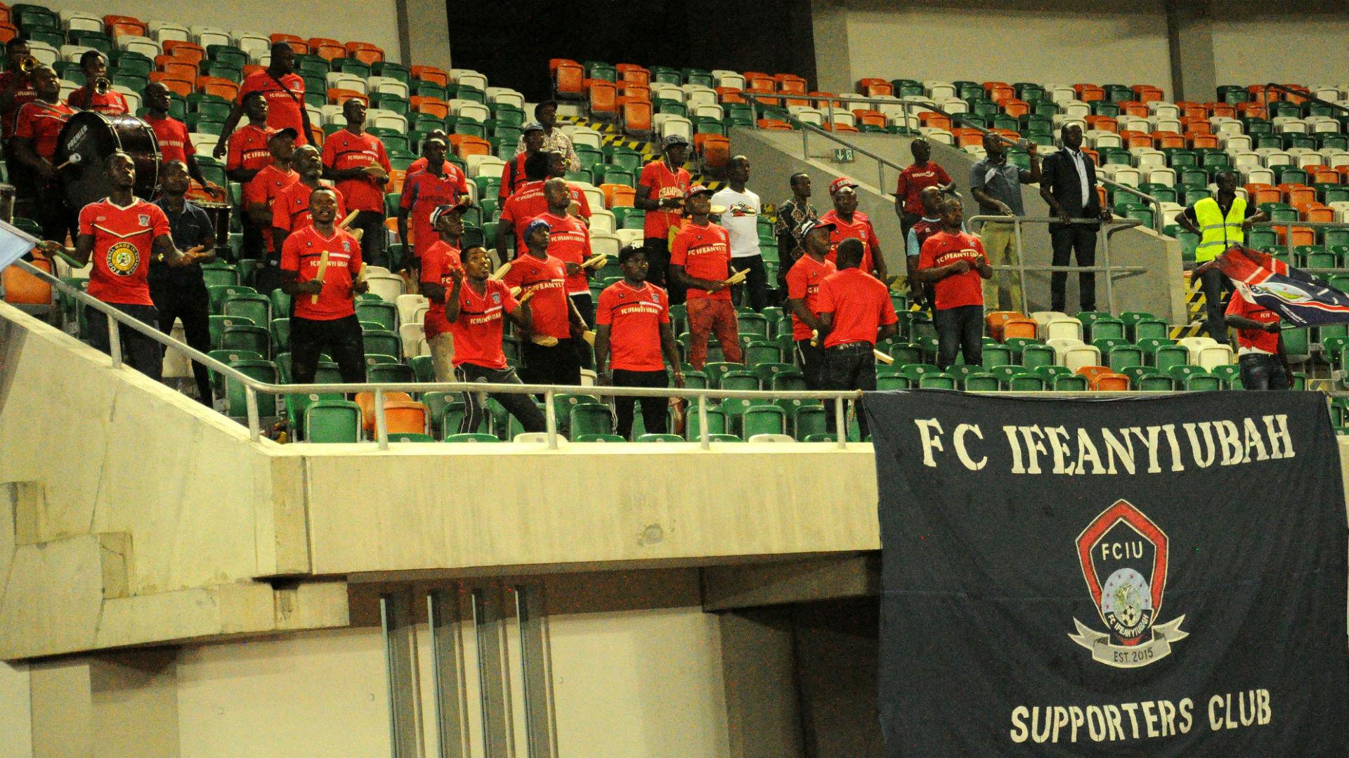 Ifeanyi Ubah fans