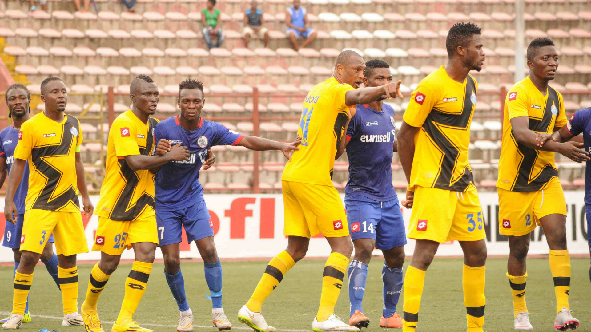 Newly-promoted Warri Wolves set to name new coach to replace Elechi