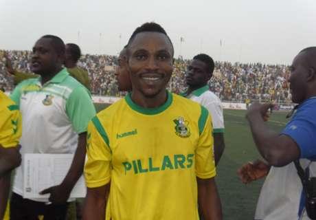 Zikiye apologises to Pillars' fans