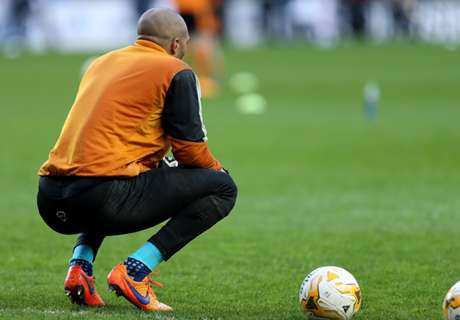 Carl Ikeme apologises for red card