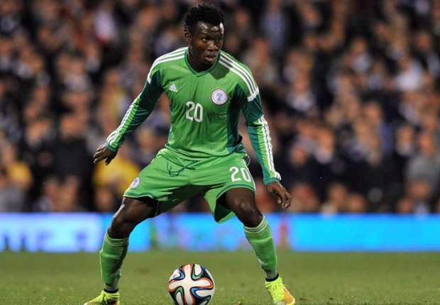 Nosa Igiebor of Nigeria