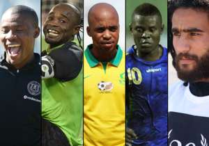 African Player of the Year - Africa-based nominees