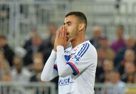 Lyon reject Everton's €10m Ghezzal bid