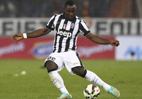 Kwadwo Asamoah wanted in Turkey