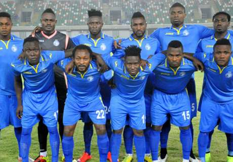 GALLERY: Meet Enyimba's new boys