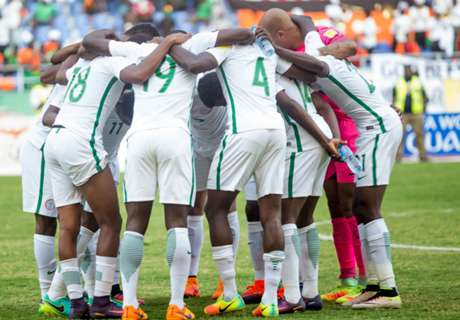 Nigeria to play Senegal & Burkina Faso