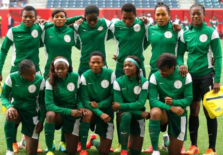 Falcons, Senegal hit Abuja for Awcon