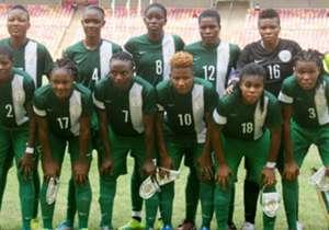 Nazionale femminile nigeriana