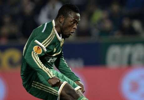 Ajagun scores in Roda JC's draw