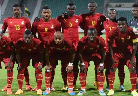 Preview: Ghana - Mozambique