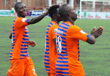 'Sunshine Stars want to end well'