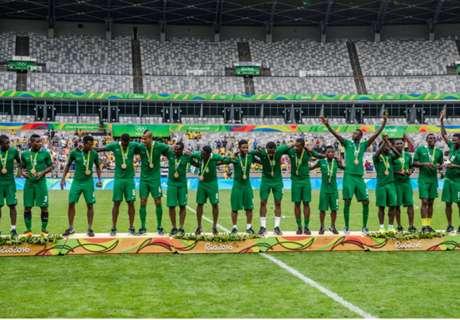 IN PICS: Nigeria win Olympic bronze