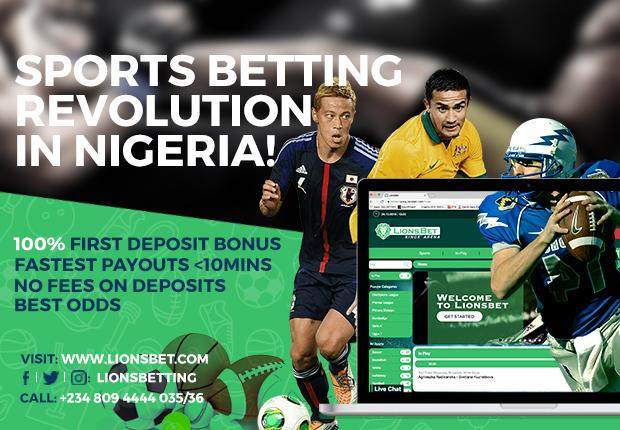 Best betting odds in nigeria