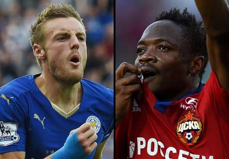 Musa to play Vardy role for Leicester?