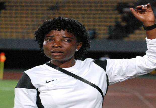 Omagbemi wants Glo-Caf award to inspire women coaches