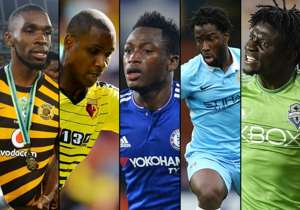 Africa Player of the Year omissions