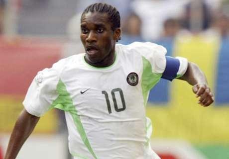 Okocha reveals his FIFA 18 ultimate team