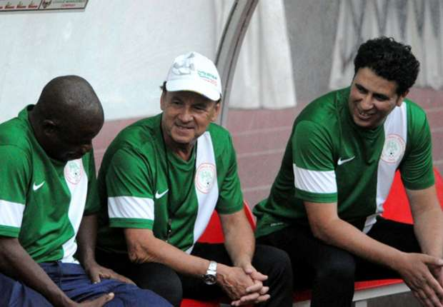 Gernot Rohr still has a lot to do tactically – Obuh