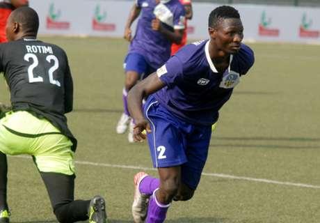Olatunbosun sets NPFL target