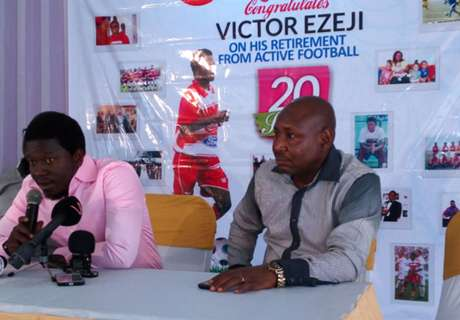 Victor Ezeji turns to business