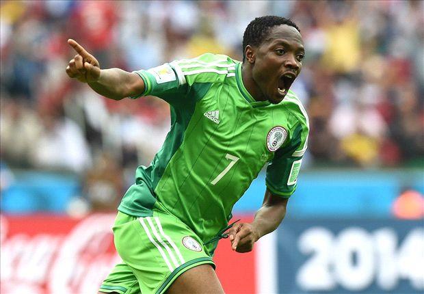 Ahmed Musa - Nigeria