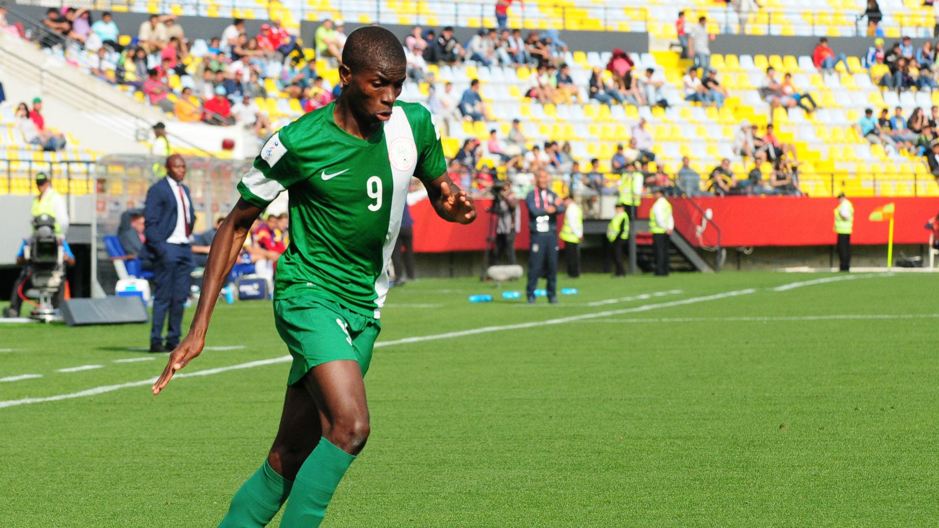 Victor Osimhen - Nigeria U17