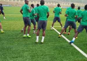 Dream Team VI training in Congo