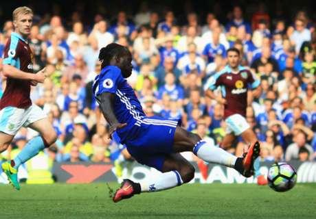 WATCH: Moses goal versus Burnley